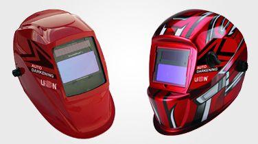 Variable Shades Welding Helmets